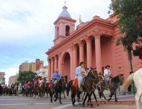 Cabalgata de los Gauchos Virgen del Valle 2015 3