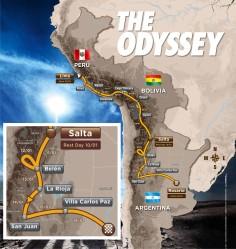 Dakar 2016 CTA
